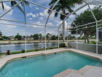 Naples Single Family Home For Sale: 8656 Ibis Cove Cir