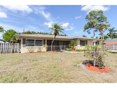 Fort Myers Single Family Home Pending With Contingencies: 1603 Grove Ave