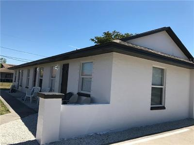 Goodland, Marco Island, Naples, Fort Myers, Lee Multi Family Home For Sale: 1770 Sunshine Blvd