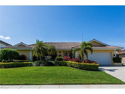 Marco Island Single Family Home For Sale: 1150 Ludlam Ct