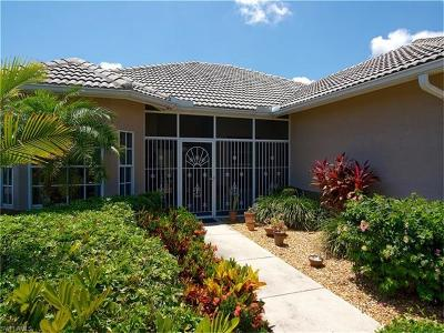 Collier County Single Family Home For Sale: 8001 Preakness Ct