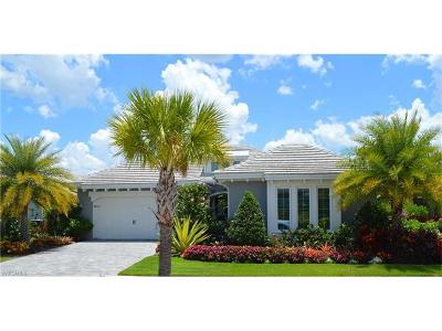 Collier County Single Family Home For Sale: 5072 Martinique Dr