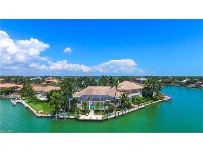 Marco Island Single Family Home For Sale: 888 S Heathwood Dr