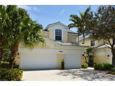 Collier County Condo/Townhouse For Sale: 8520 Mystic Greens Way #4-404