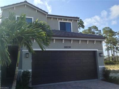 Natura Single Family Home Sold: 26536 Bonita Fairways Blvd