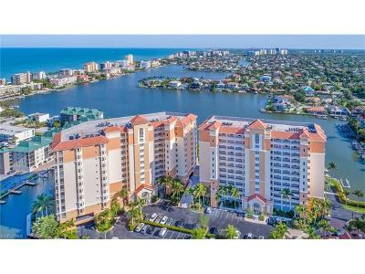 Naples Condo/Townhouse Sold: 400 Flagship Dr #604
