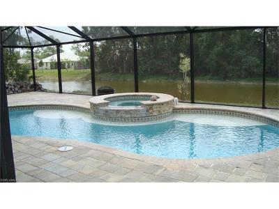 Bonita Golf Club Villas Single Family Home For Sale: 10610 Wood Ibis Ave