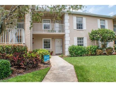 Naples Condo/Townhouse For Sale: 1702 Kings Lake Blvd #8-102