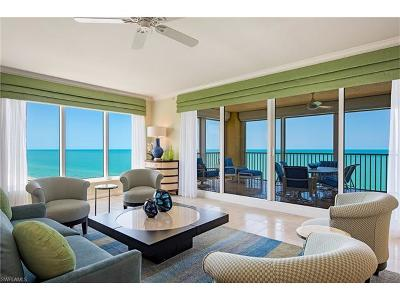Naples FL Condo/Townhouse Pending With Contingencies: $4,250,000