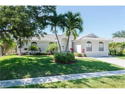 Marco Island Single Family Home For Sale: 1833 N Bahama Ave