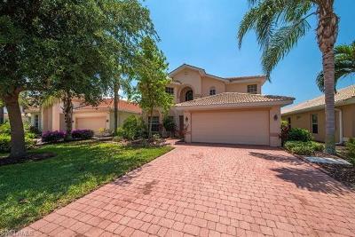Estero Single Family Home For Sale: 9135 Astonia Way