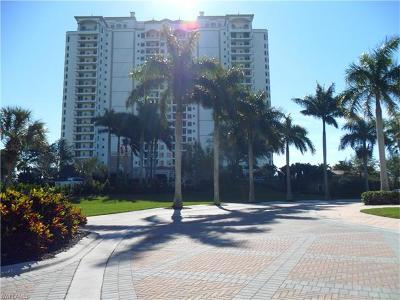 Naples Condo/Townhouse Pending With Contingencies: 1060 Borghese Ln #1101