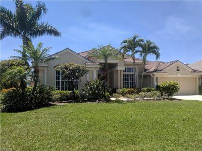 Naples Single Family Home For Sale: 3944 Deep Passage Way
