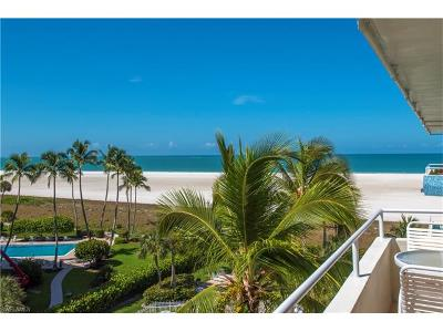 Marco Island Condo/Townhouse For Sale: 220 Seaview Ct #609
