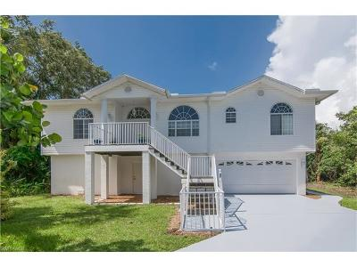 Bonita Springs Single Family Home For Sale: 27221 Galleon Dr