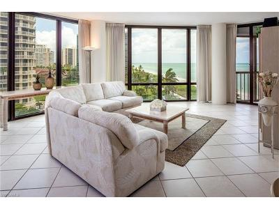 Condo/Townhouse Sold: 4951 Gulf Shore Blvd N #401