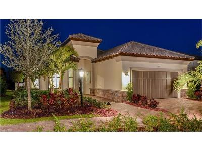 Naples FL Single Family Home Sold: $630,000