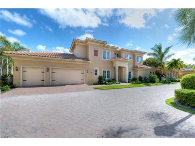 Naples FL Single Family Home Sold: $1,600,000