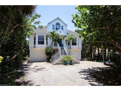 Sanibel Single Family Home For Sale: 5280 Umbrella Pool Rd