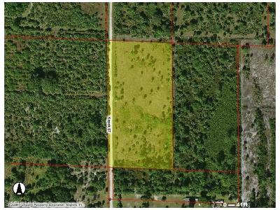 Naples Residential Lots & Land Pending With Contingencies: 1220 Kapok St