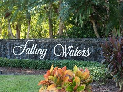 Collier County Condo/Townhouse For Sale: 2068 Cascades Dr #2