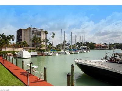 Beacon House Condo/Townhouse Sold: 2170 Gulf Shore Blvd N #34W