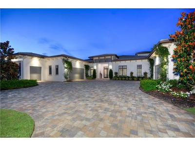 Naples FL Single Family Home For Sale: $2,895,000