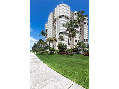 Condo/Townhouse Sold: 4051 Gulf Shore Blvd N #1203