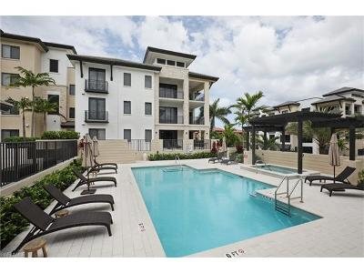 Naples FL Condo/Townhouse For Sale: $875,000