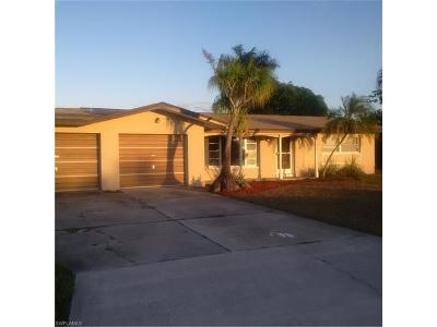 Cape Coral Single Family Home Pending With Contingencies: 2619 SE 16th Pl