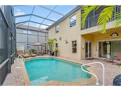 Estero Single Family Home For Sale: 20620 Rookery Dr