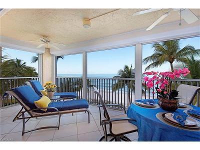 Collier County Condo/Townhouse For Sale: 9517 Gulf Shore Dr #401