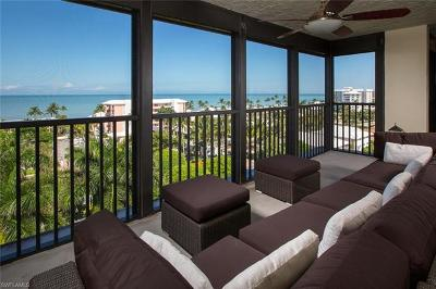 Naples Condo/Townhouse For Sale: 2400 Gulf Shore Blvd N #803