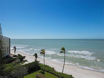 Naples Condo/Townhouse For Sale: 3951 Gulf Shore Blvd N #602