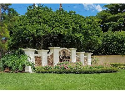 Condo/Townhouse For Sale: 3475 Grand Cypress Dr #201