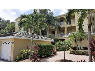 Bonita Springs Condo/Townhouse For Sale: 3421 Pointe Creek Ct #101
