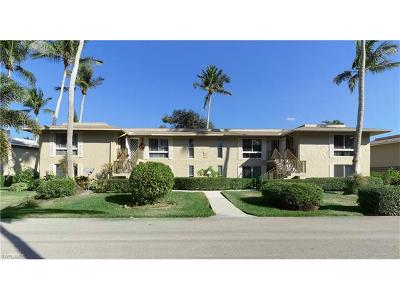 Glades Country Club Condo/Townhouse For Sale: 372 Tern Dr #582