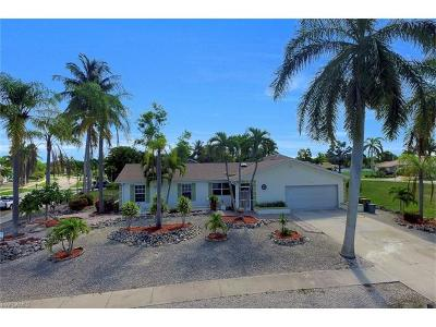 Marco Island Single Family Home Pending With Contingencies: 211 Kirkwood St