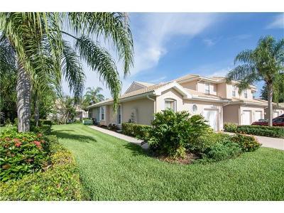 Naples Condo/Townhouse For Sale: 7755 Woodbrook Cir #3801