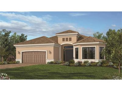 Naples FL Single Family Home Pending: $632,193