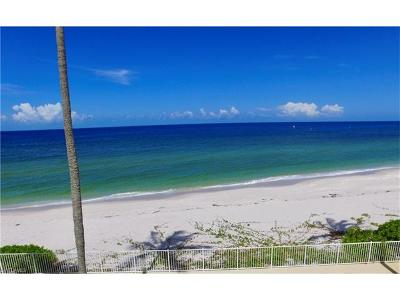 Condo/Townhouse For Sale: 2171 Gulf Shore Blvd N #104