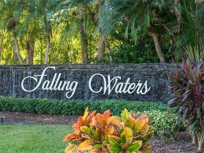 Collier County Condo/Townhouse For Sale: 2365 Hidden Lake Dr #2