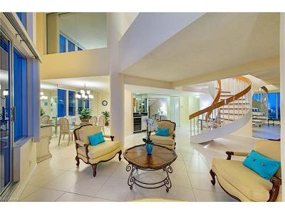 Condo/Townhouse Sold: 4041 Gulf Shore Blvd N #1109