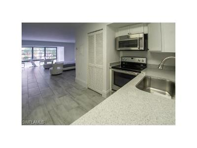 Naples Condo/Townhouse Sold: 377 Vanderbilt Beach Rd #105