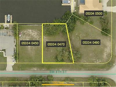 Lee County Residential Lots & Land For Sale: 3241 SW 8th St