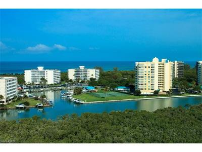 Naples Condo/Townhouse For Sale: 300 Dunes Blvd #PH-5