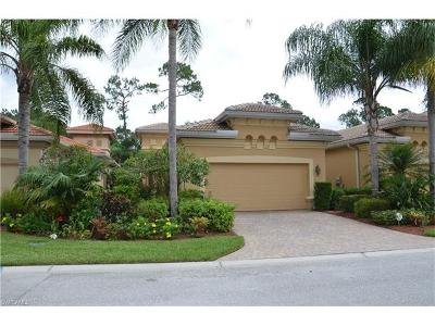 Collier County Condo/Townhouse For Sale: 8555 Chase Preserve Dr