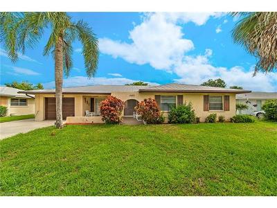 Naples Single Family Home For Sale: 2483 Poinciana Dr
