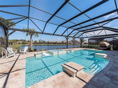 Single Family Home For Sale: 16234 Camden Lakes Cir