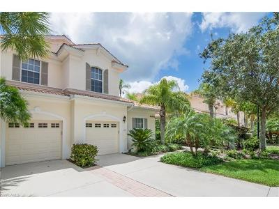 Naples Condo/Townhouse For Sale: 4640 Winged Foot Ct #104